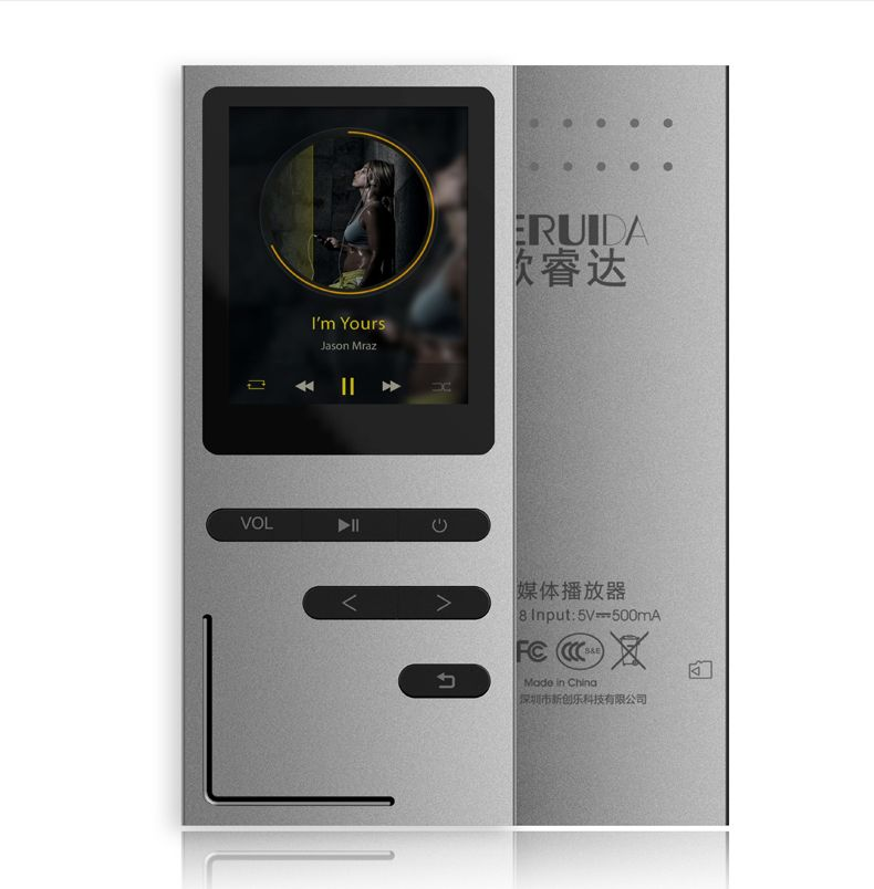 Click to buy geruida c18 mp3 music player 8gb alloy cnc click to buy geruida c18 mp3 music player 8gb alloy cnc lossless fandeluxe Gallery