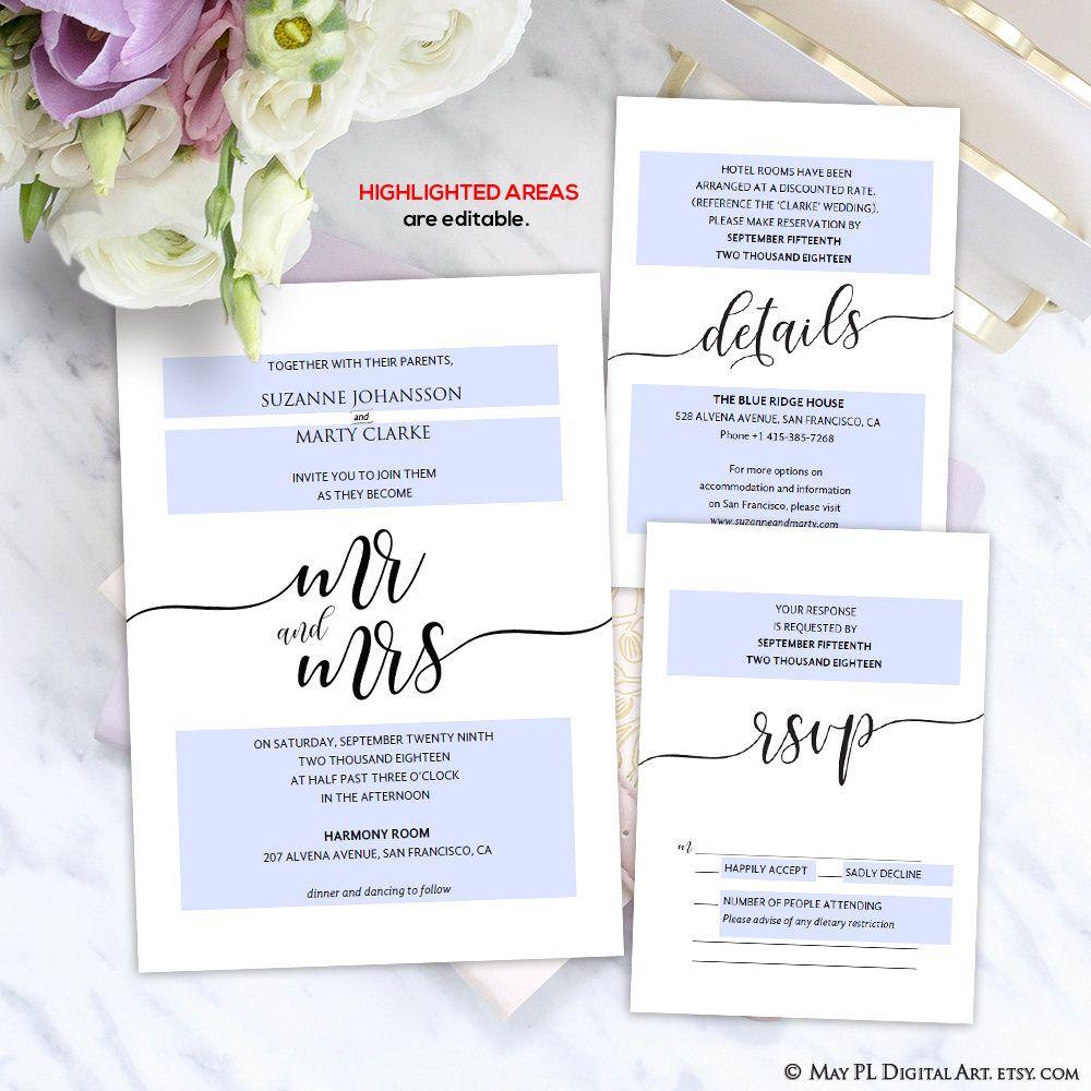 Mr and Mrs minimalist modern design, high resolution Wedding ...