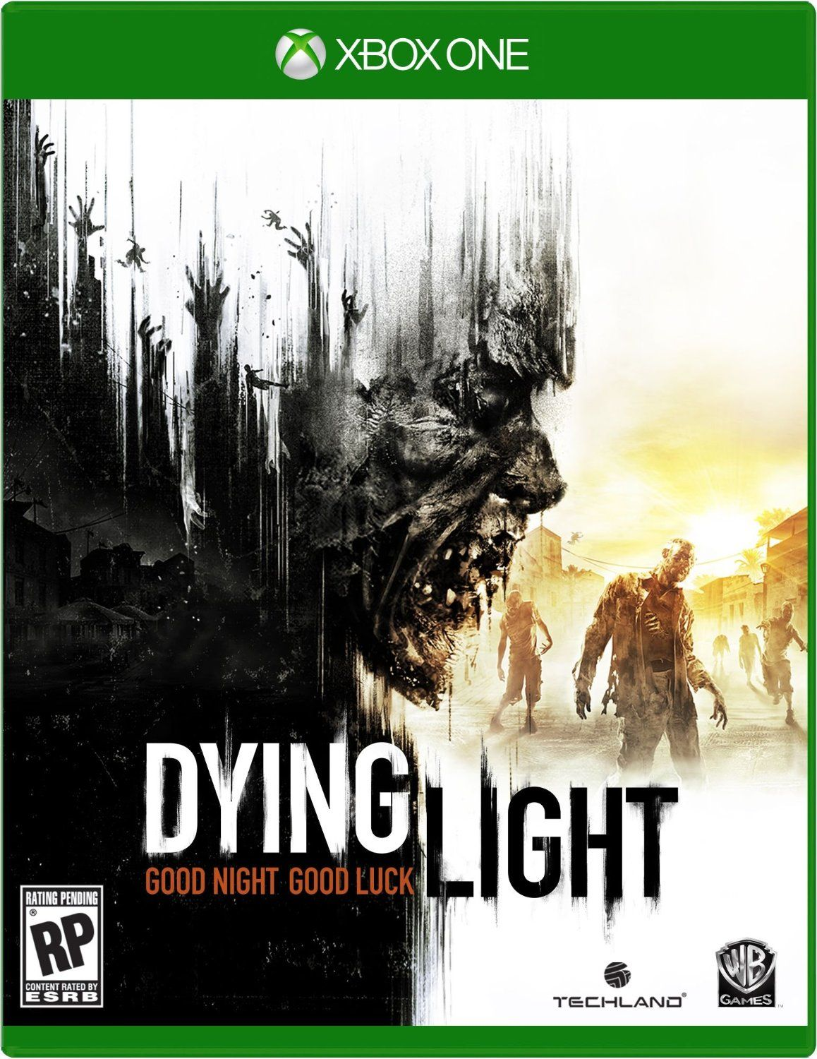 Dying Light Xbox One Video Games On Xbox One Gaming Zombies