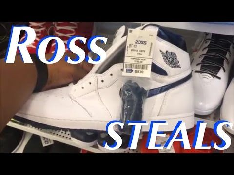 a38bcfbb575 UNBELIEVABLE Nike and Jordan STEALS at Ross | Shoes, Shoes, and More ...