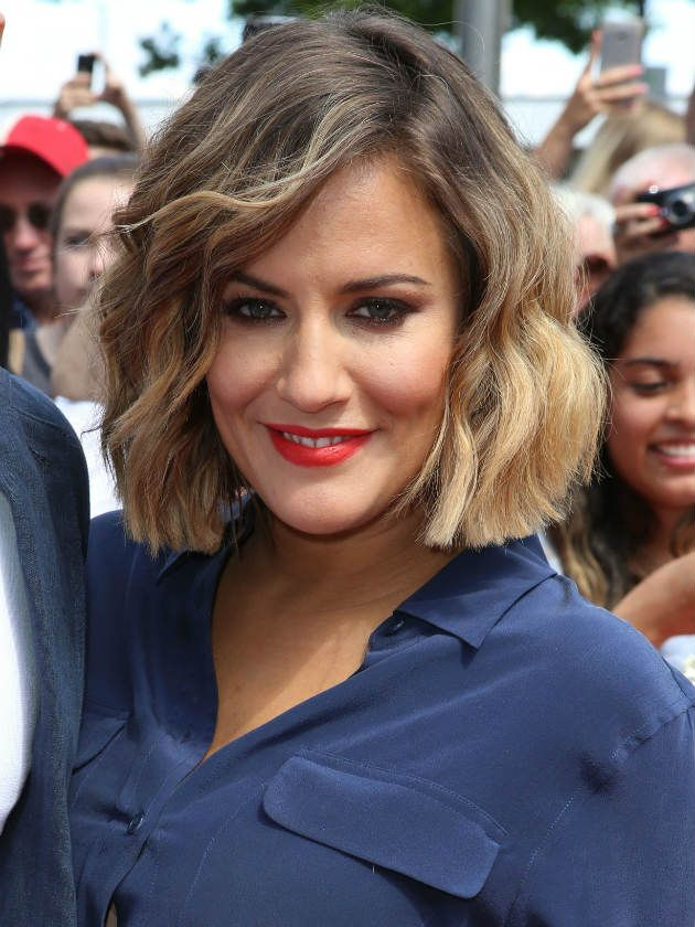 caroline flack one direction
