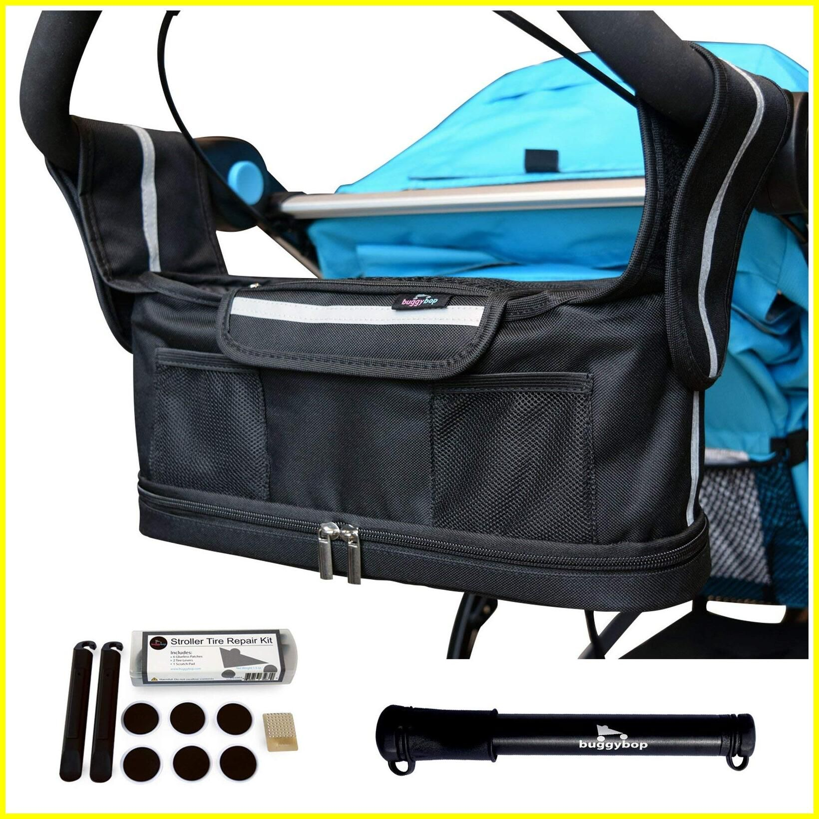 71 reference of best stroller organizer for double