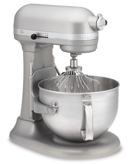 Kitchenaid Professional 610 Stand Mixer Nickel Pearl