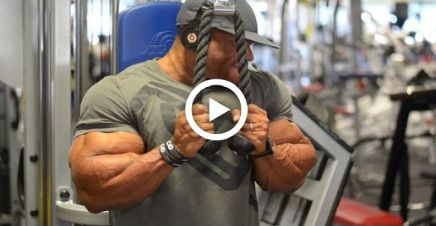 5x Mr Olympia Phil Heath Ultimate Arms/Biceps Workout #motivation #fitness
