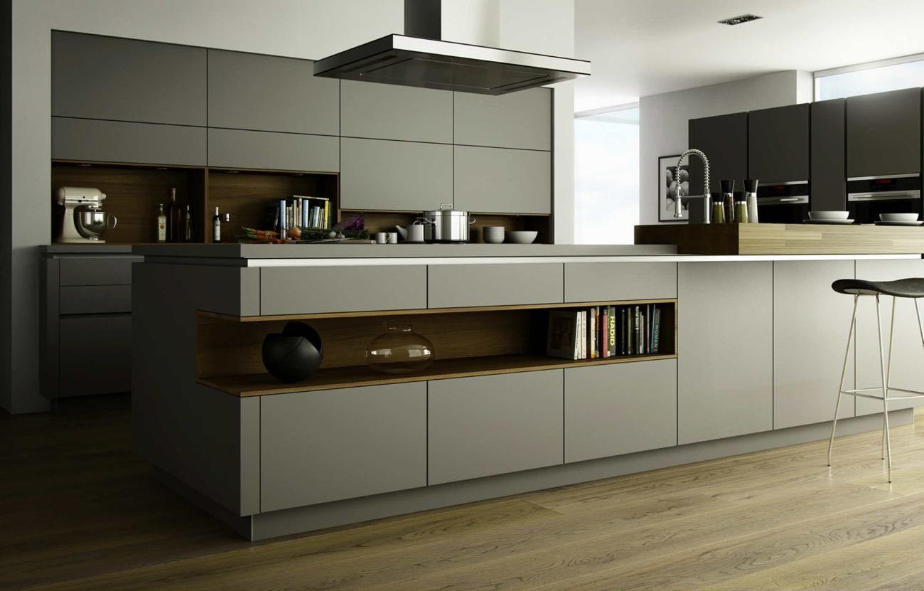 Schön Neueste Modulare Küche Designs India Bilder - Ideen Für Die ...
