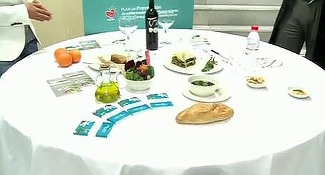 Iniciativa sobre menús cardiosaludables