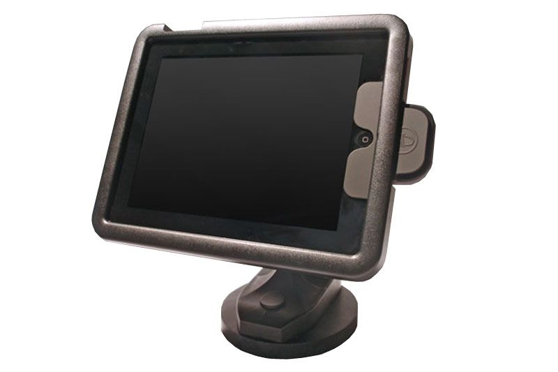 Accept credit cards right at your ipad kiosk the strong