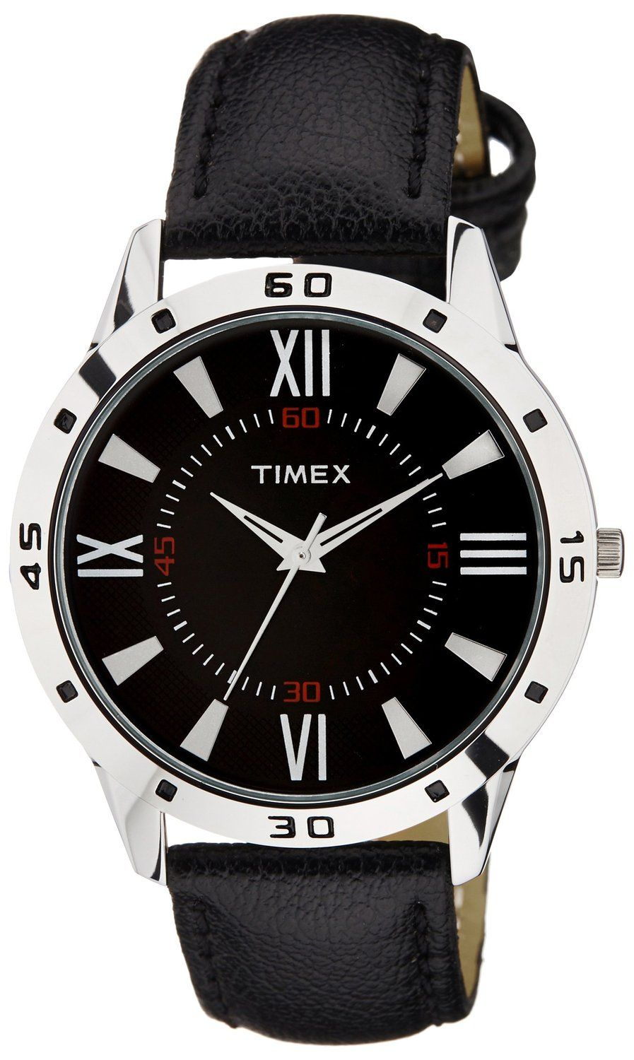 Buy Timex Analog Black Dial Men's Watch TW002E114 Online
