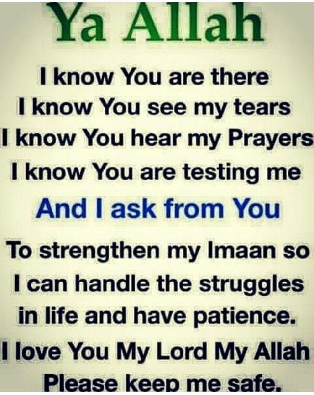 Pin by Rosnah Pitchay on Masy'Allah, Subhana'Allah, Love