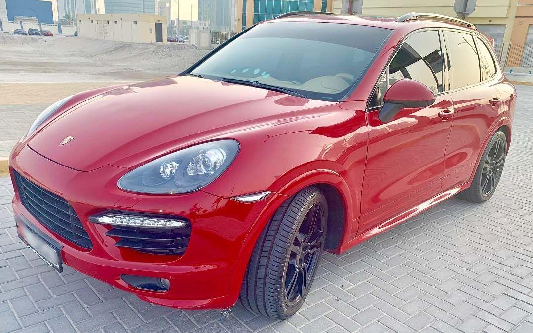 Porsche Cayenne Gts 2013 178000 Km 94000 Aed 971509240394 More