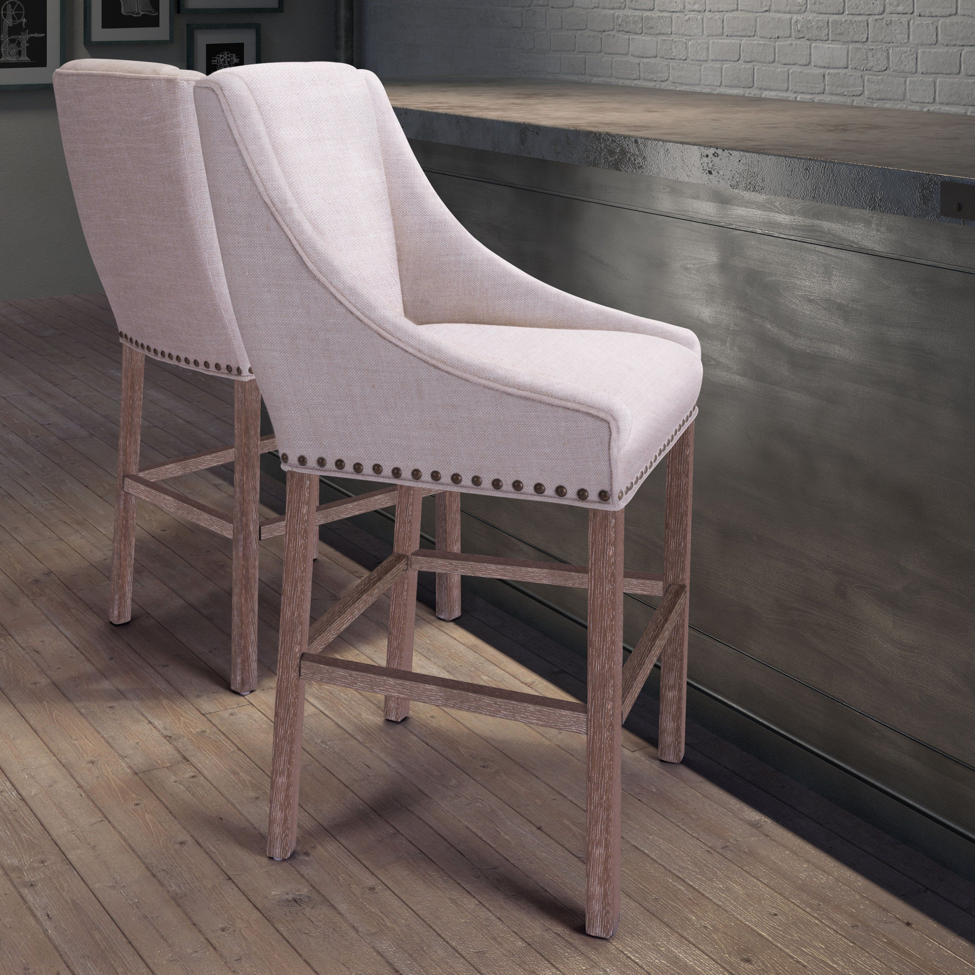 Zuo Modern Indio Counter Stool Perfect for counter height dining