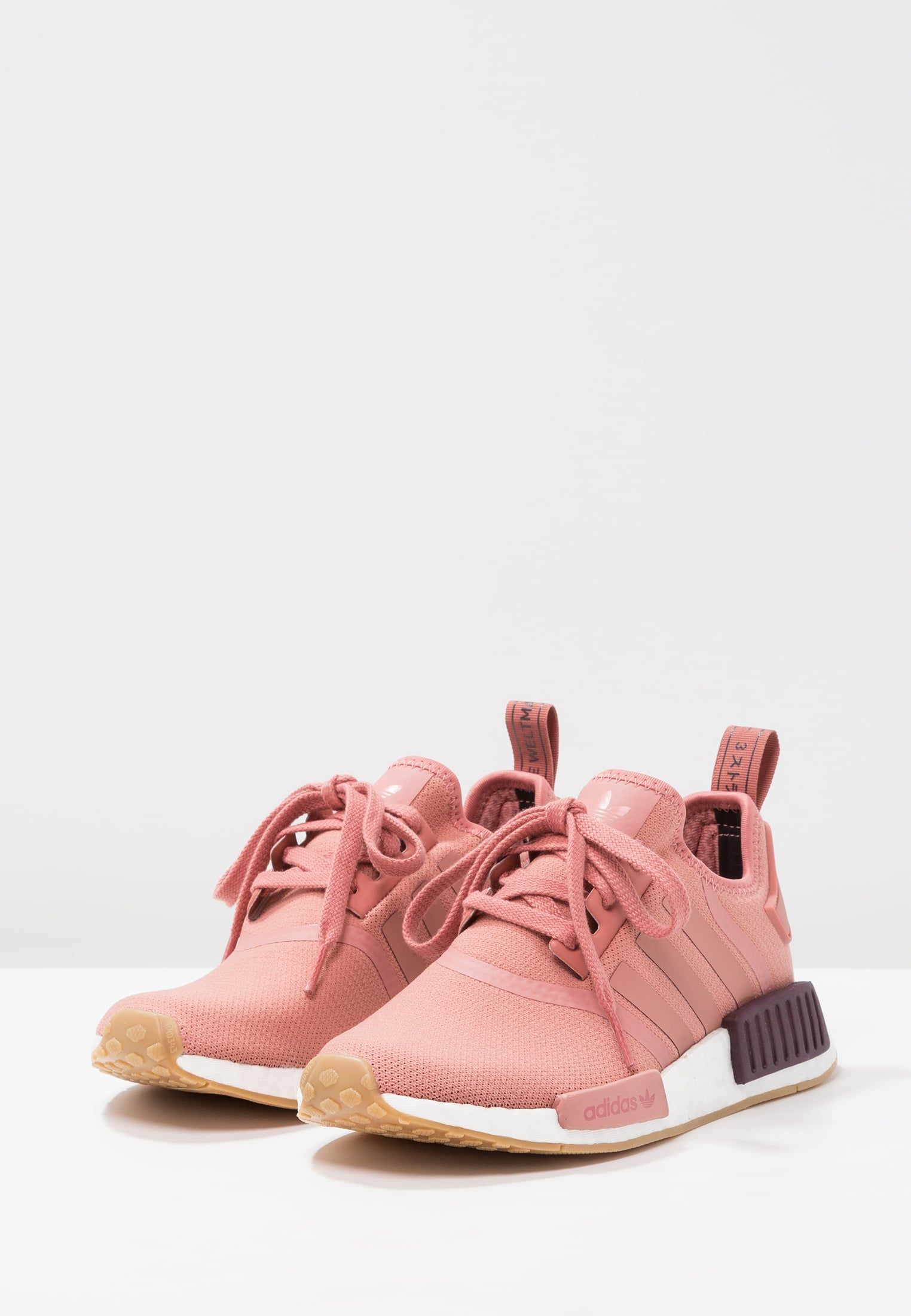 adidas Originals NMD_R1 - Zapatillas - raw pink/footwear white ...