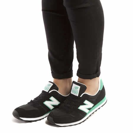 new balance 373 womens green