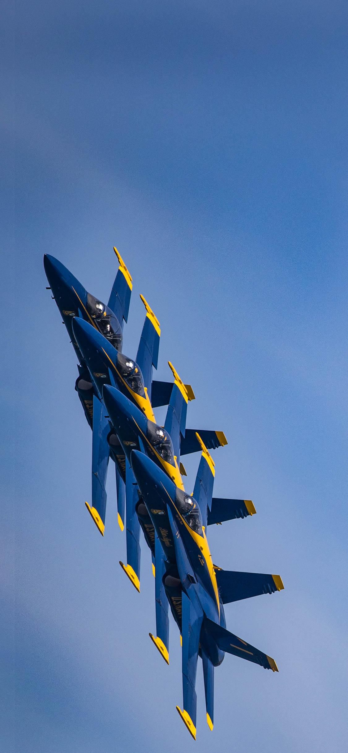 The Blue Angels Fort Lauderdale Air Show 2019 Oc For Iphone X 1125x2436 Blue Angels Air Show Blue Angels Us Navy Blue Angels