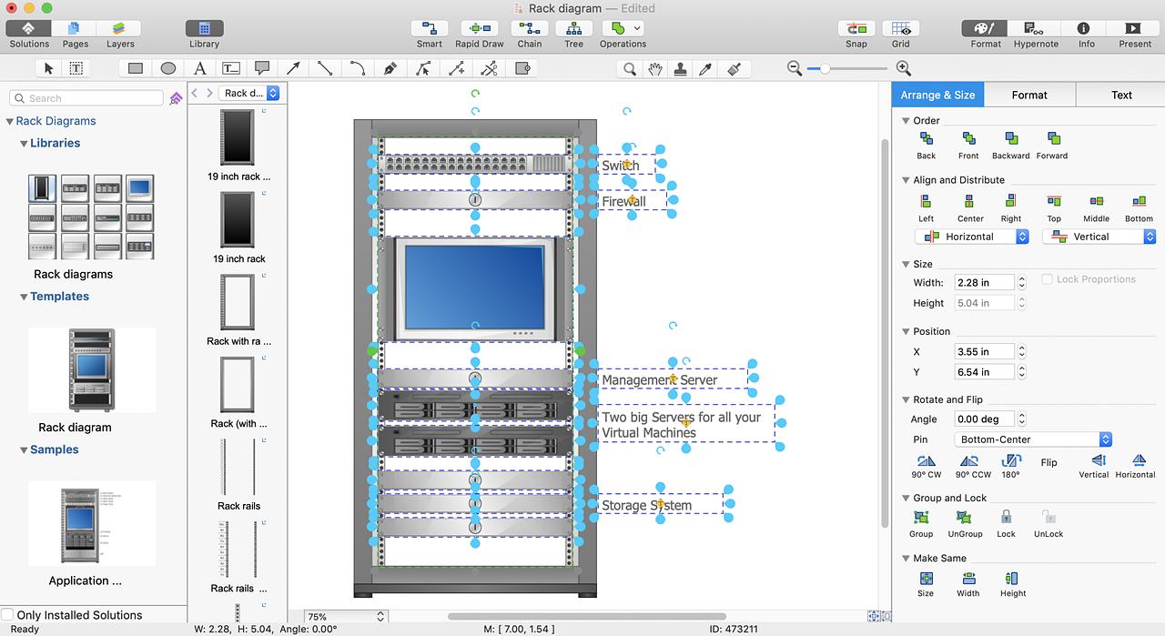 22 Good Rack Diagram Bookingritzcarlton Info Server Rack Data Center Rack Server