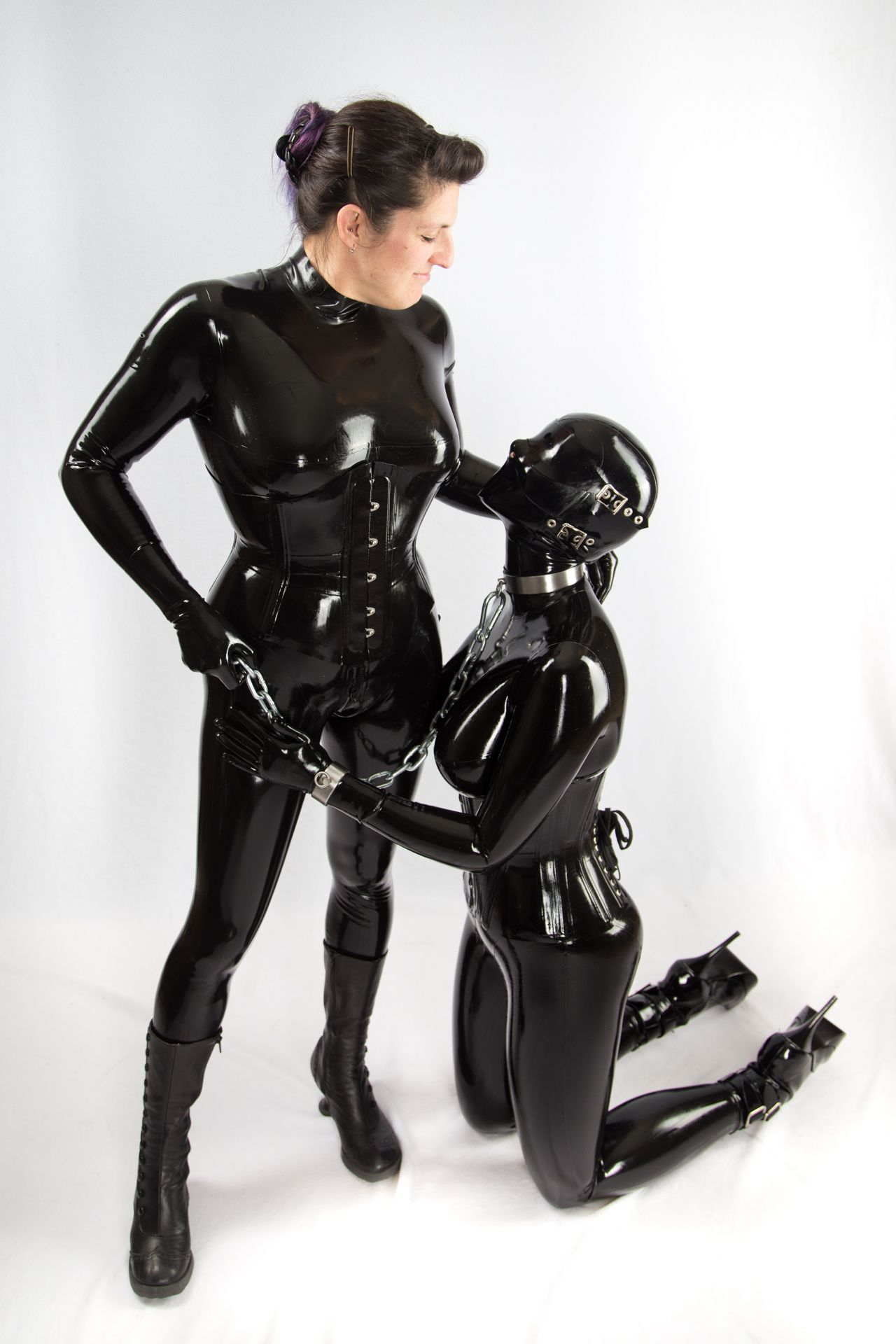 Ray porn lesbian rubber domination naked
