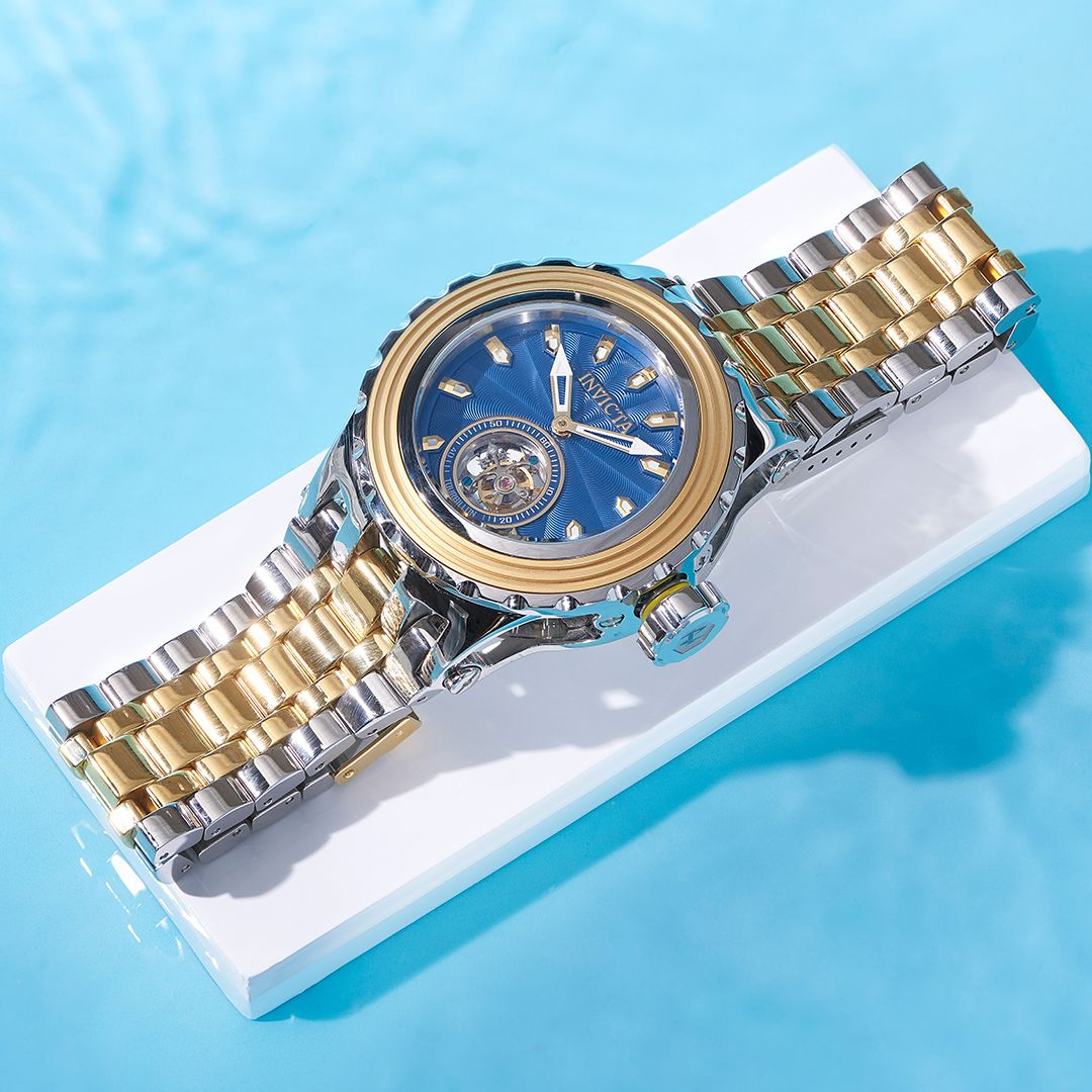 Invicta watches at ShopHQ give you the confidence and