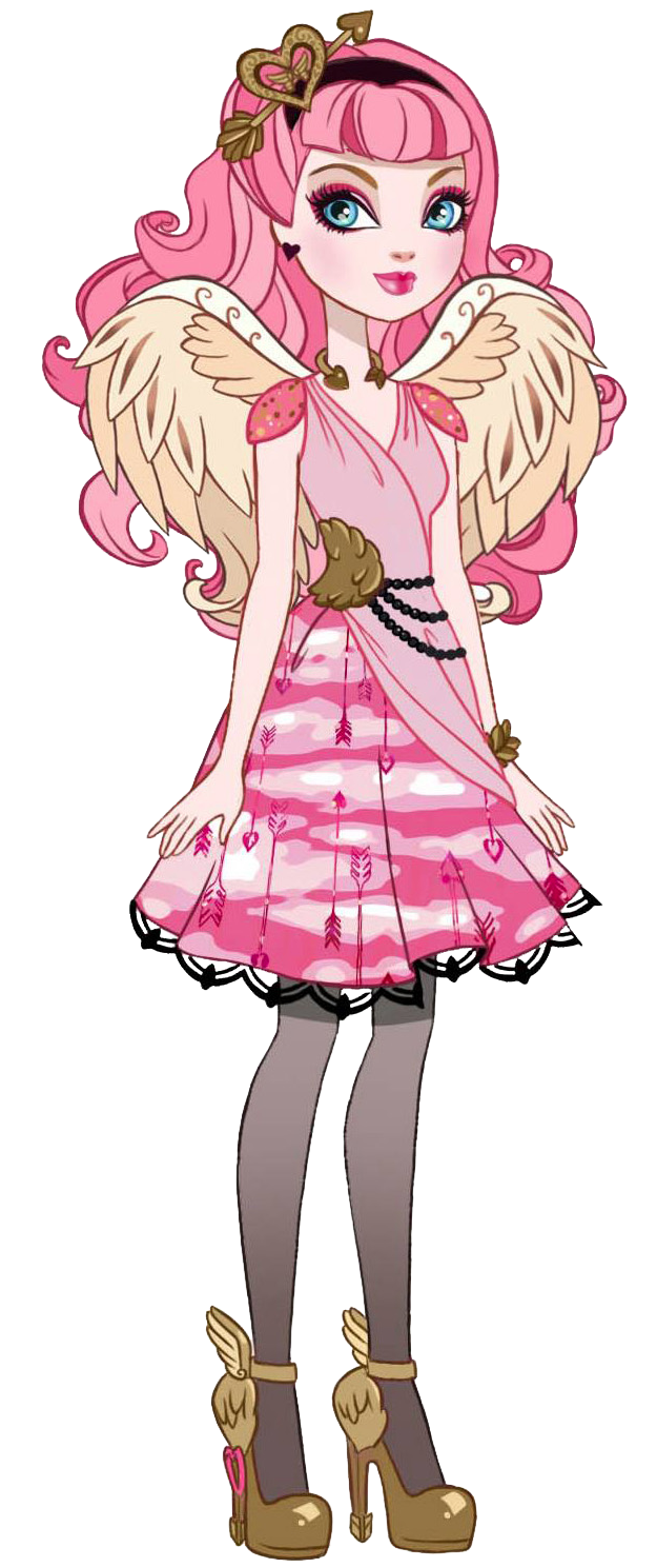 Ever after high coloring games online - Ever After High Cupid By Shaibrooklyn Deviantart Com On Deviantart