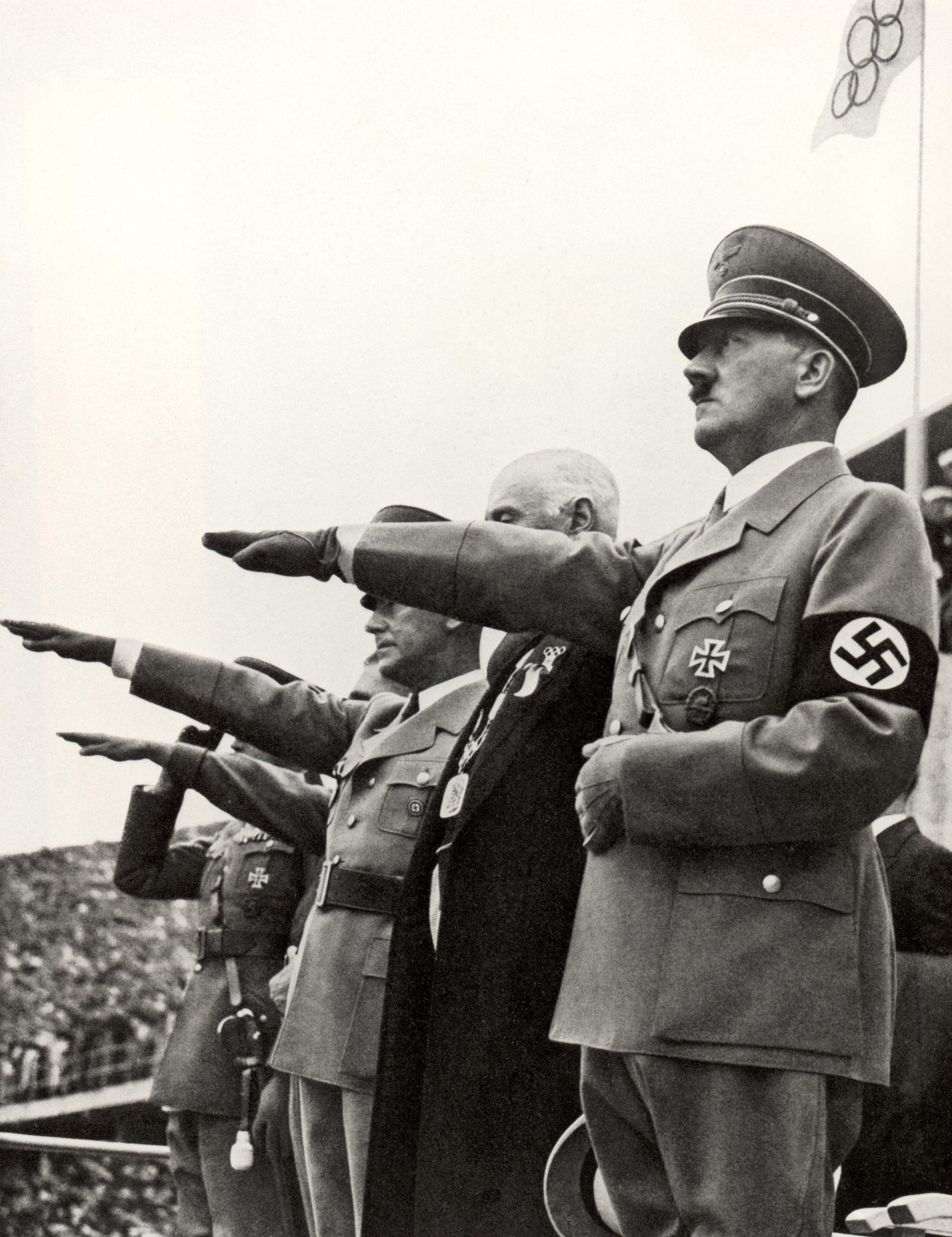 adolf hitler en las olimp iacute adas de berl iacute n 1936 the adolf hitler en las olimpiacuteadas de berliacuten