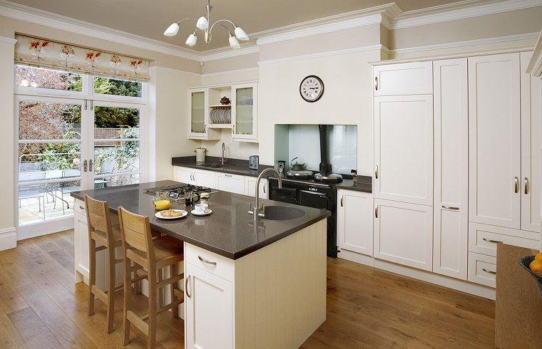 idee arredo casa-cucina-stile-classico-contemporaneo | Idee arredo ...