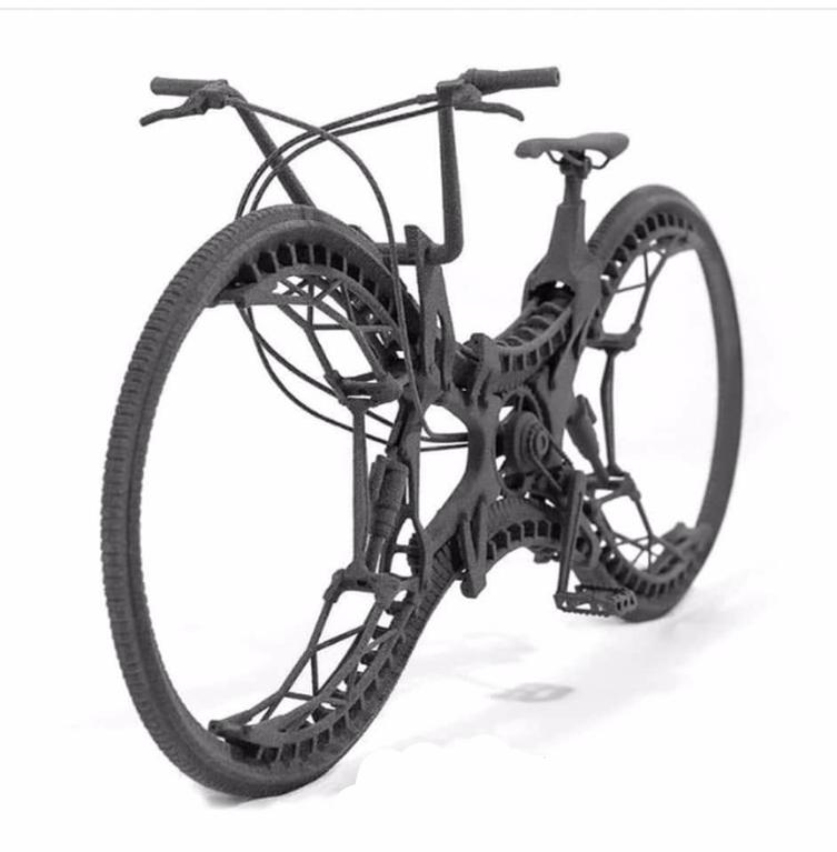Interesting Things By Gareth Hillston On Cyberpunk Bicycle Tech