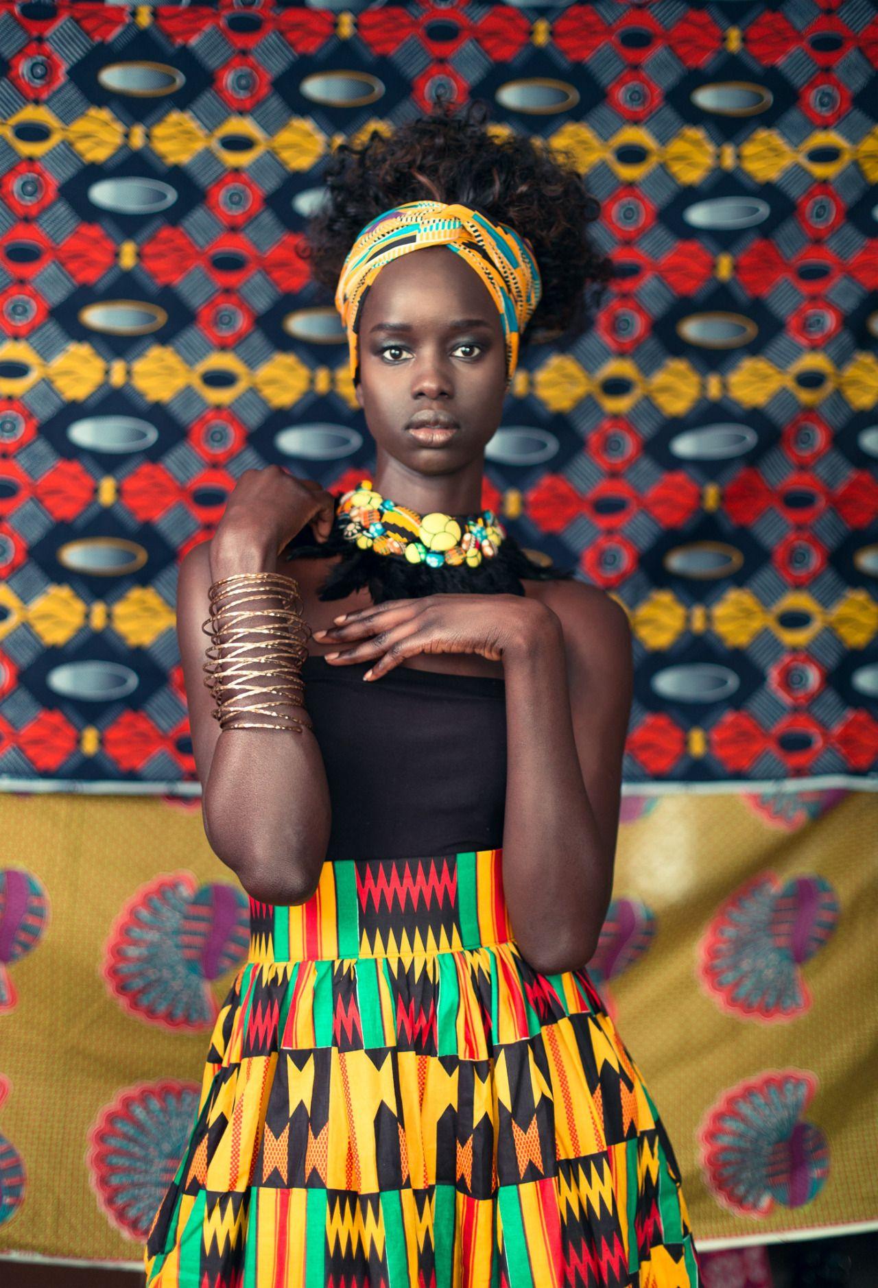 африканский костюм фото ещё один