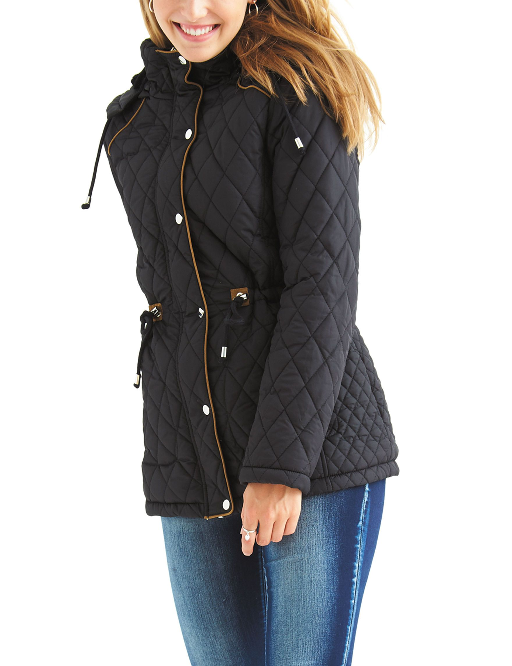 Ymi Anorak Quilted Puffer Jacket Quilted Puffer Jacket Anorak Puffer Jackets [ 2292 x 1760 Pixel ]