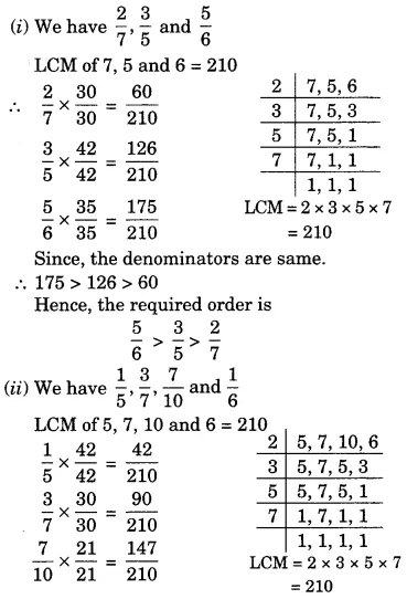 Fractions And Decimals Class 7 Extra Questions Maths Chapter 2 Learn Cbse Ncertsolutions C This Or That Questions Fractions Decimals Maths Ncert Solutions