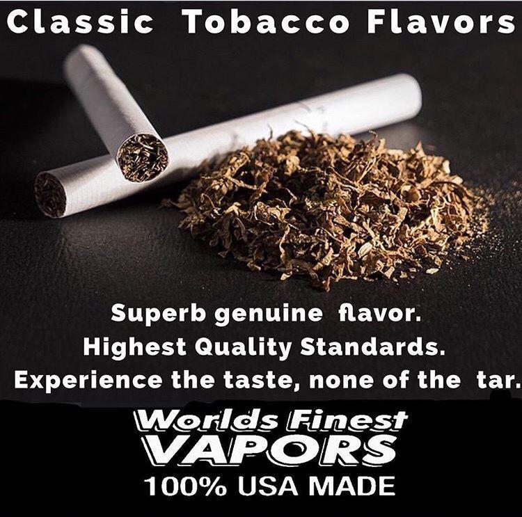 Tobacco Gold Formerly Tobacco Light Eliquid Flavors Vape Juice Flavors