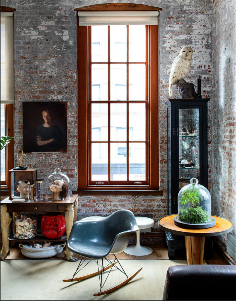De woonkamer eclectisch inrichten: modern en excentriek | Parlour ...