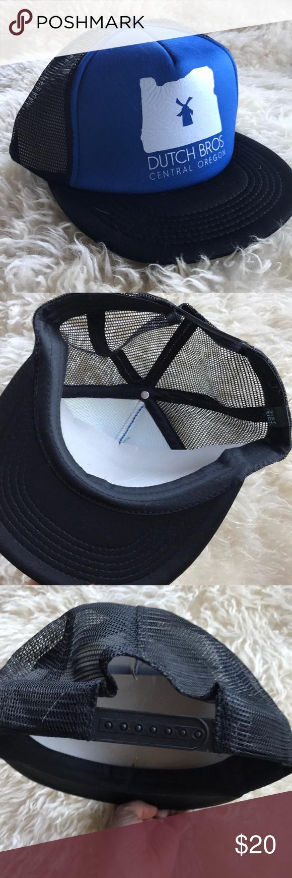 Dutch Bros Trucker Hat New Dutch Brothers Trucker Hat. Adjustable Dutch Bros Accessories Hats #dutchbros Dutch Bros Trucker Hat New Dutch Brothers Trucker Hat. Adjustable Dutch Bros Accessories Hats #dutchbros