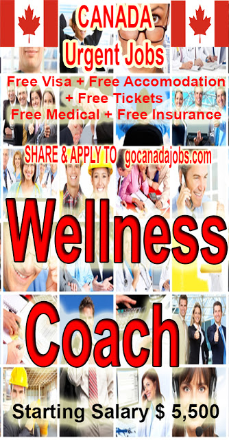 Wellness Coach Jobs Career Hiring In Canada Flexible Coach Job