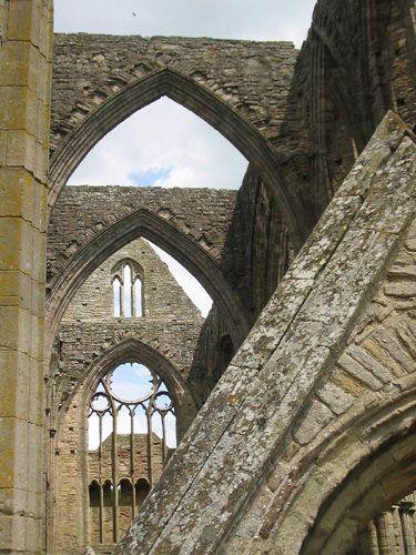 Taunten Abbey - Wales - UK