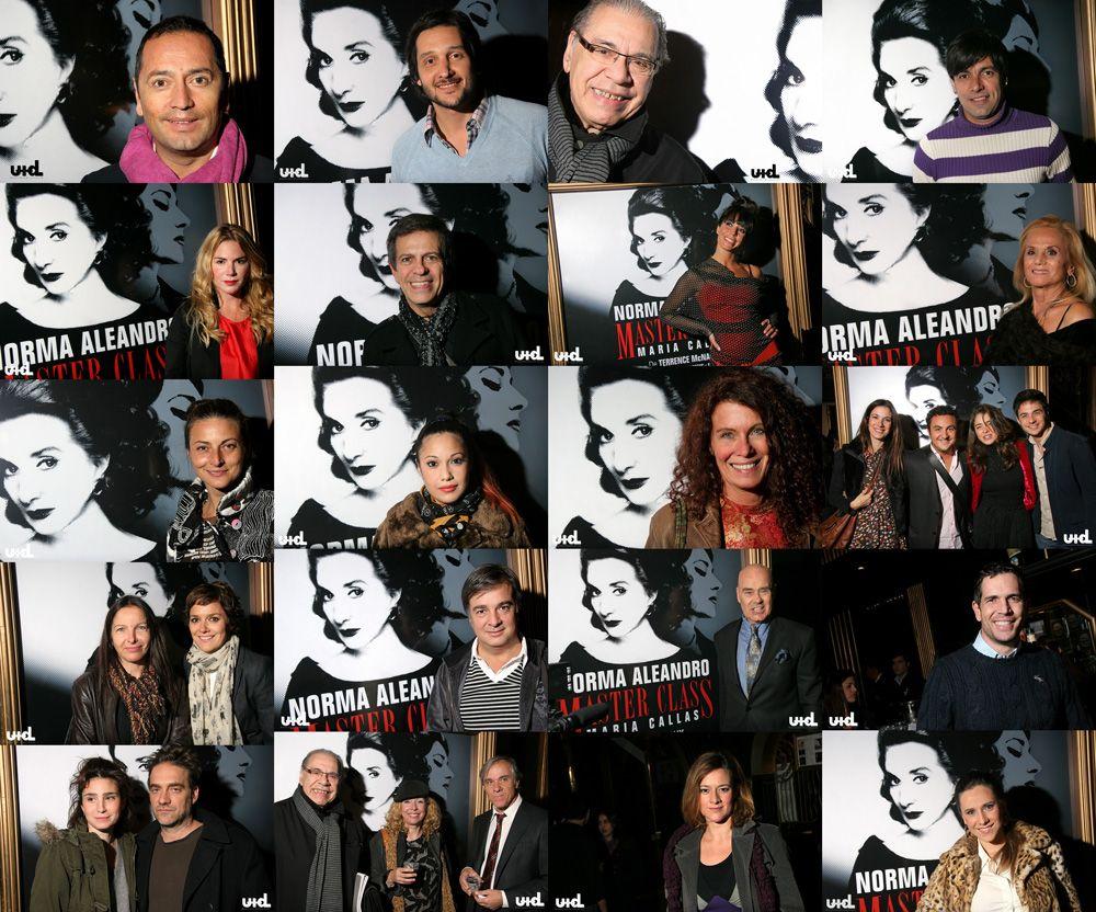 MARTES, Marzo 27. Buenos Aires - Avant Premiere Master Class, Teatro Maipo - Visit u+dl Fotografía FAN PAGE ! https://www.facebook.com/udl.fotografia