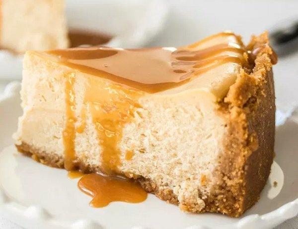 طريقة عمل حلى الزبادي بالكريم كراميل طريقة Recipe Food Cheesecake Desserts