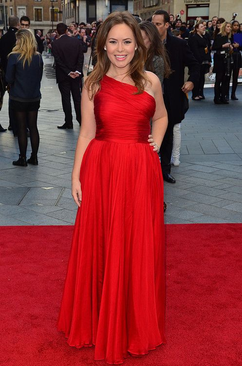 Tanya Burr - I Went To The Iron Man 3 Premiere!