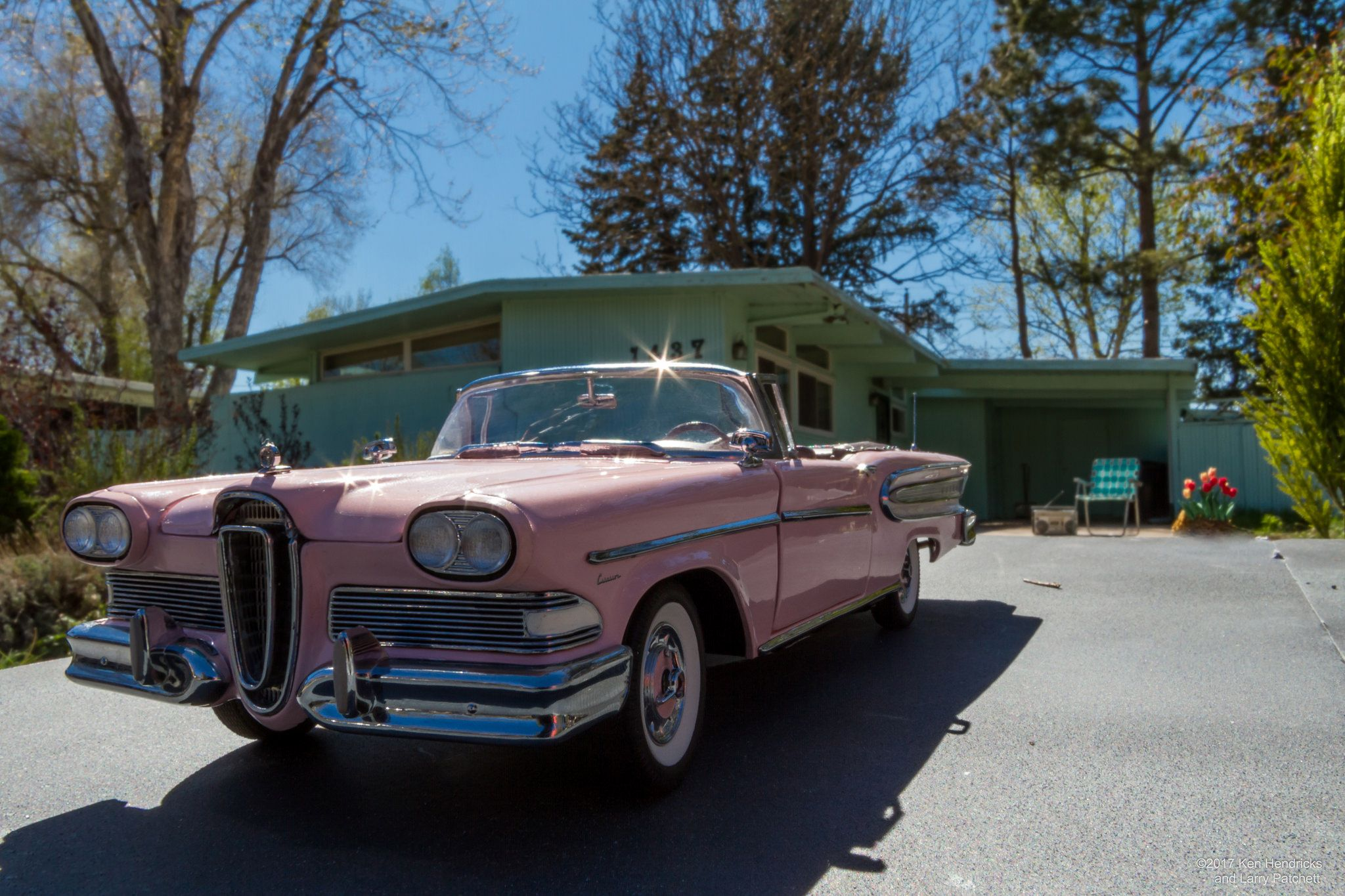 Favorite Failure Son Of Clunker Or Classic Edsel Edsel Ford Car