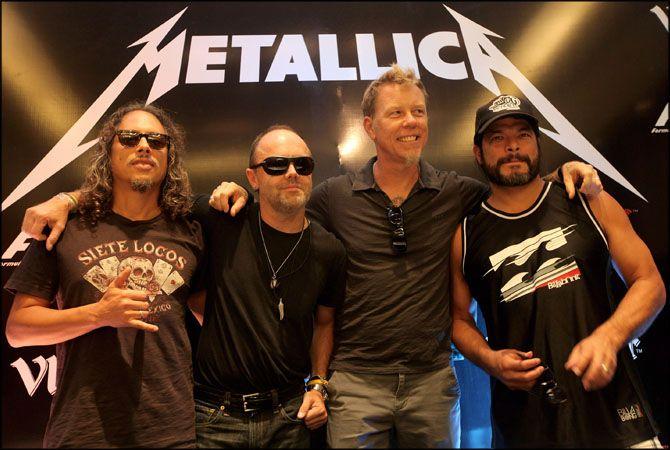 Afghan institute Metallica win musics Nobel Prize
