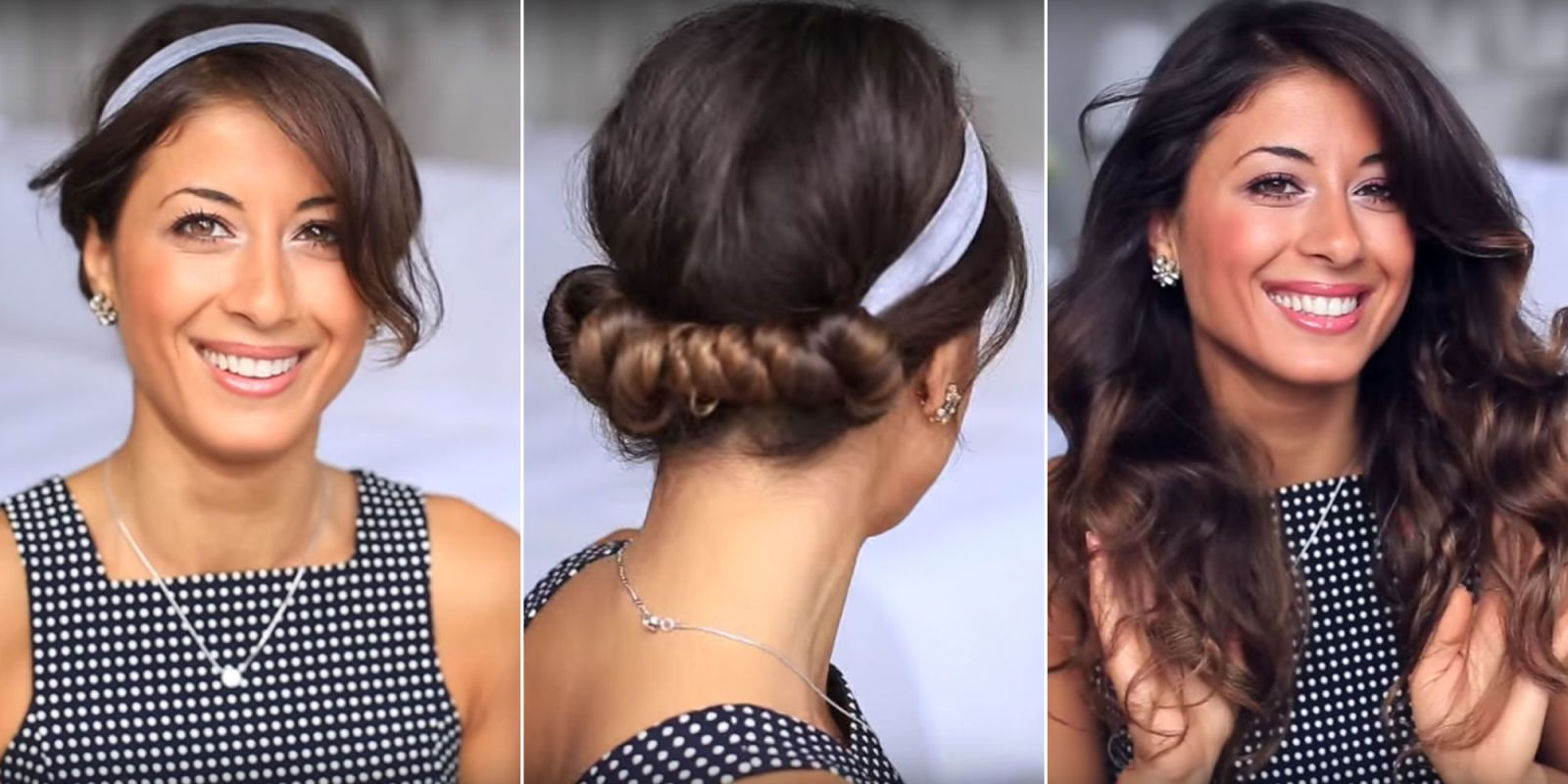 6 Surprisingly Easy Ways To Curl Your Hair Without Heat Goodhousekeeping