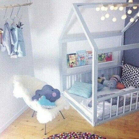 Lit Cabane Enfant Deco Chambre Enfant Deco Chambre Bebe Idee