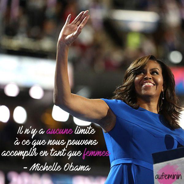 """Résultat de recherche d'images pour """"citation michelle obama femme"""""""