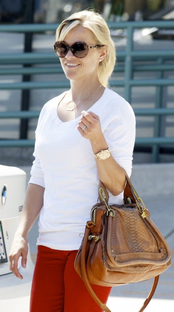 825312d47b Heart shaped faces should follow Reese Witherspoon s example when selecting  sunglasses for the summer