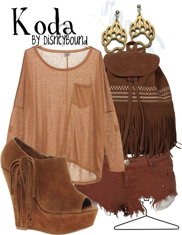 Koda, created by lalakay on Polyvore