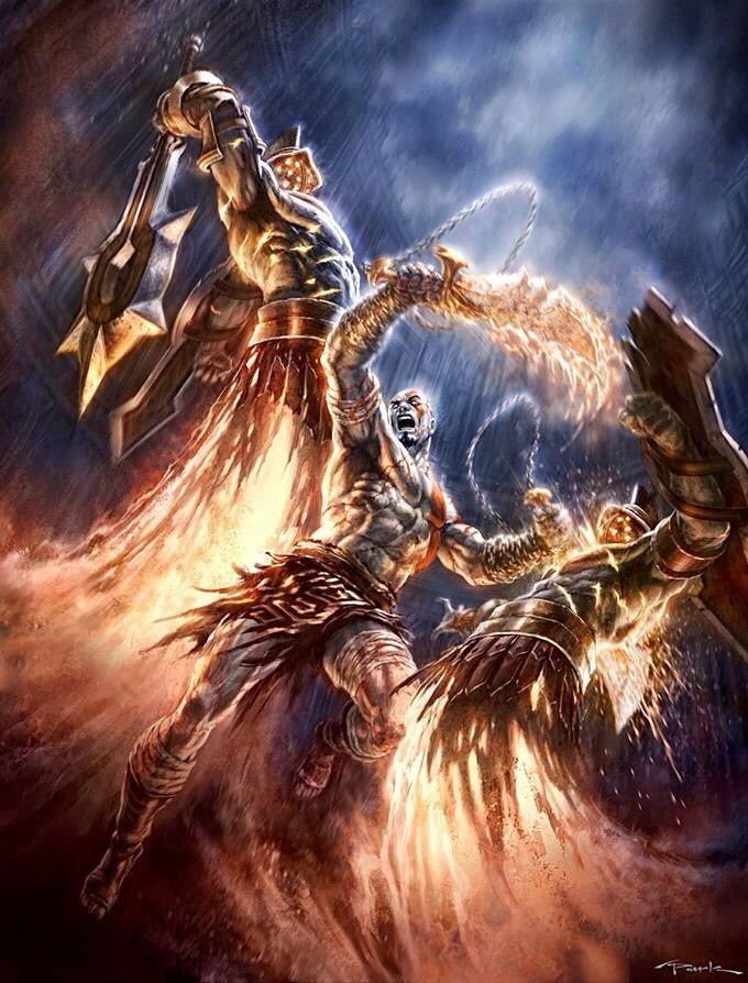 las mejores 30 im225genes de kratos de god of war kratos