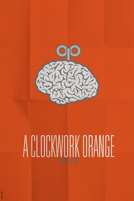 A Clockwork Orange by Léon