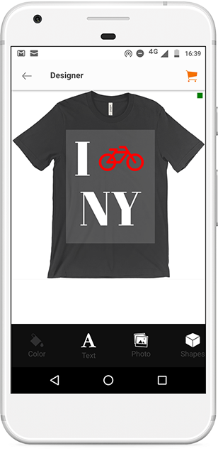 Create Custom T Shirts On Your Phone Best T Shirt Designs Custom Tshirt Design Tshirt Designs