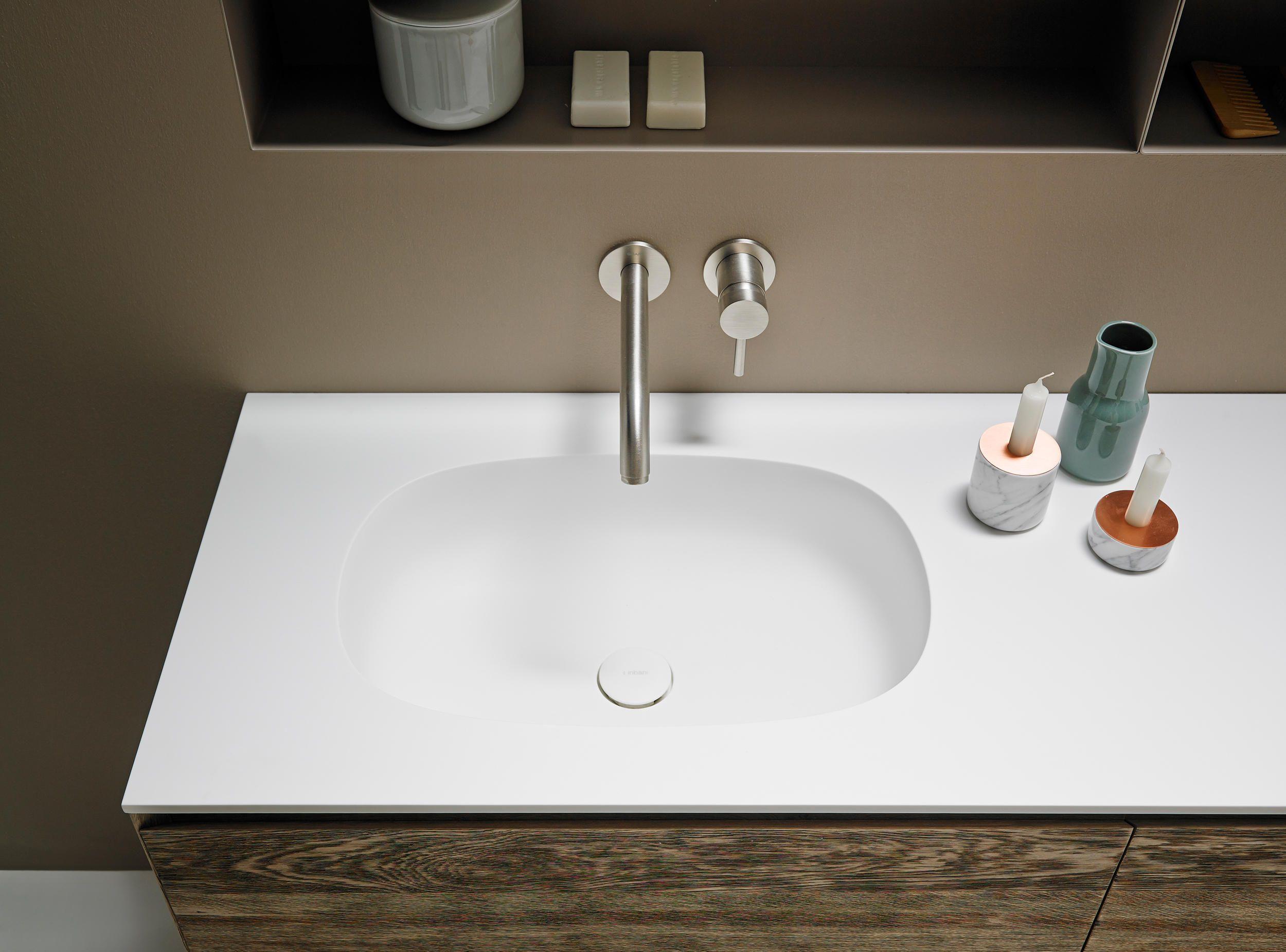 Ovalo Corian® Washbasin Countertop Von Inbani | Waschtische Corian  Waschbecken, Renovierung, Hochauflösende Bilder
