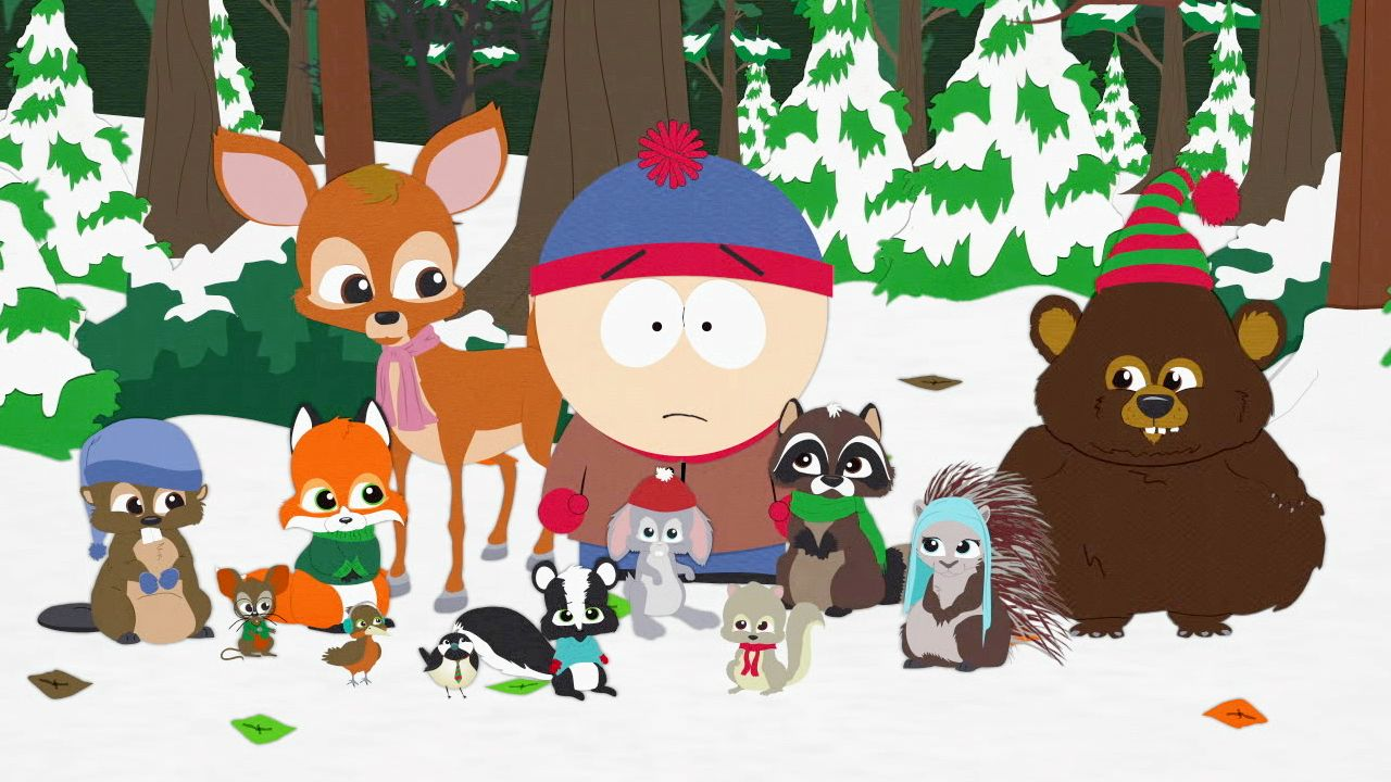 Pin by Underground Artwork on South Park | South park, South park ...