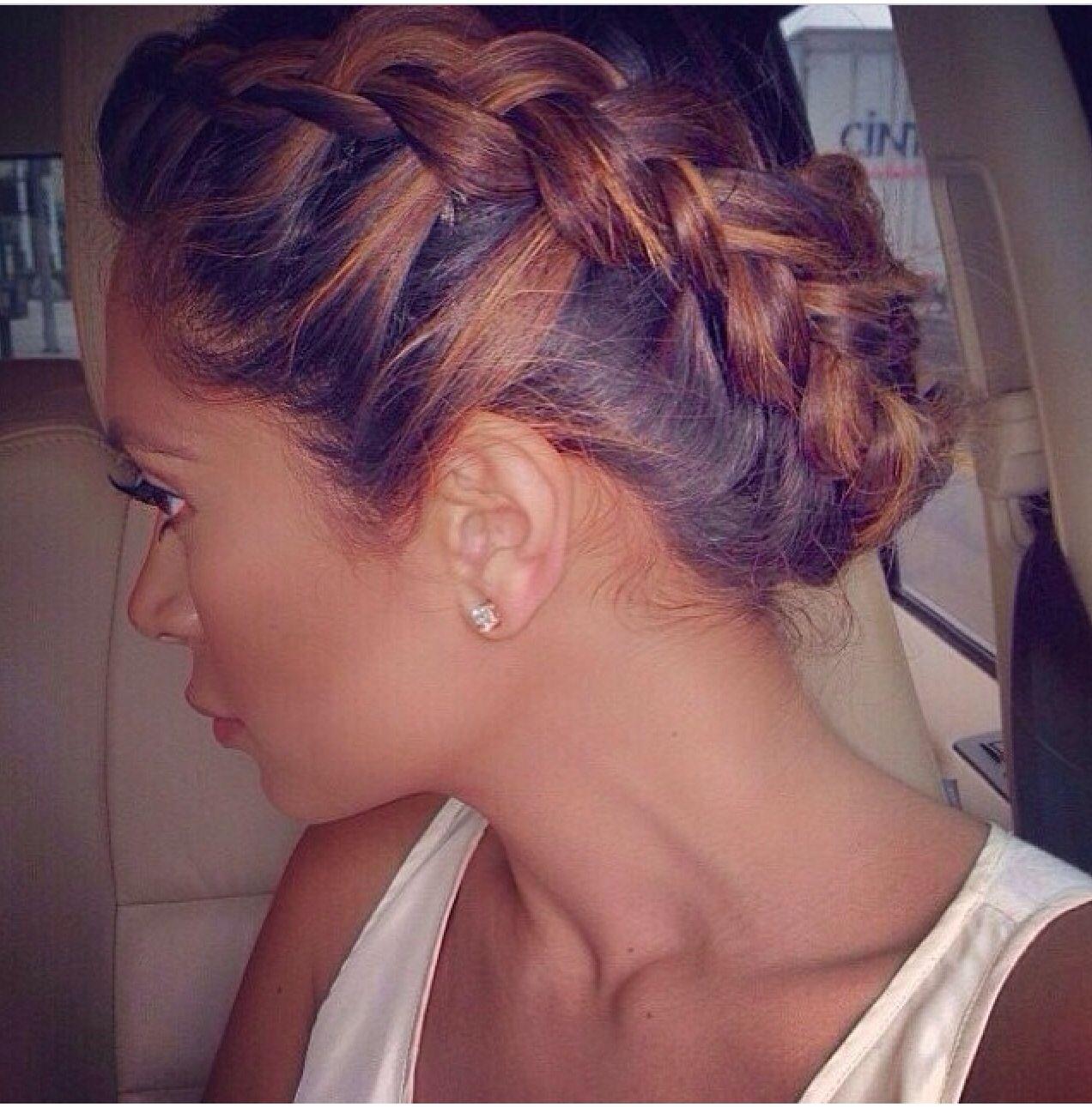 Cute up do style hair styles pinterest bombshell hair and hair