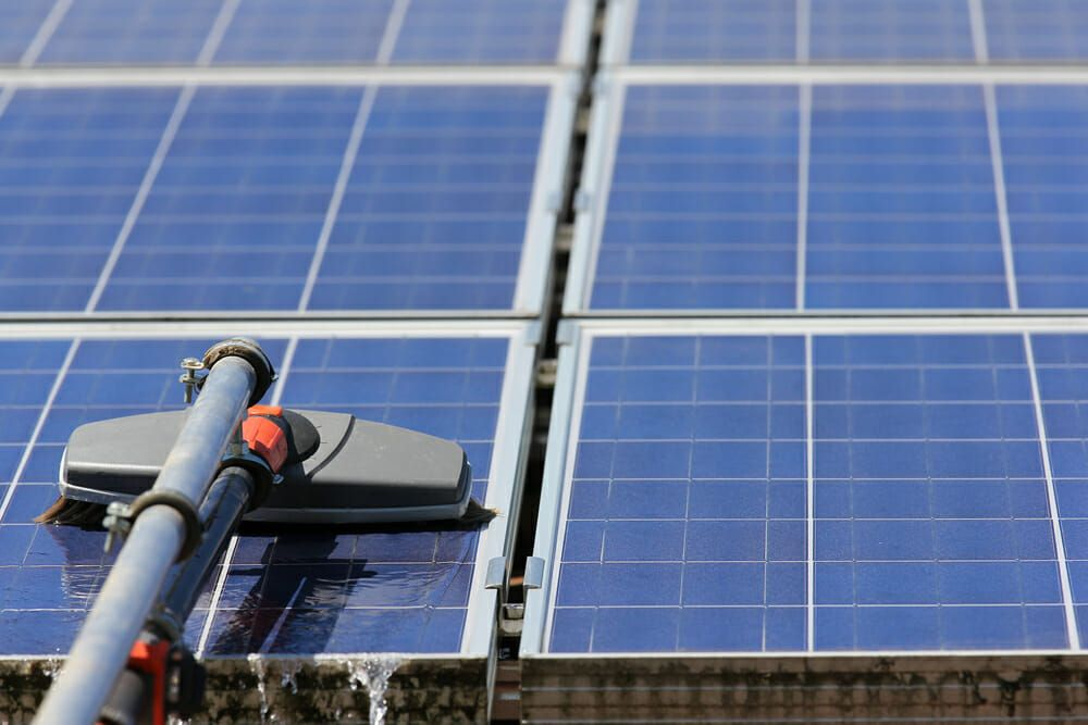 Pin On Solar Cleaning Tips